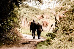 bewegen door ouderen