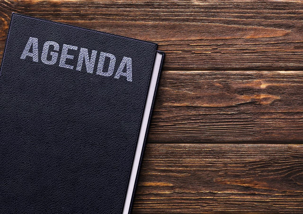 agendawijziging