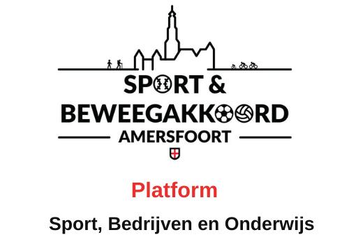 Platform Sport, Bedrijven en Onderwijs Amersfoort